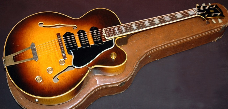 Early Gibson ES-5