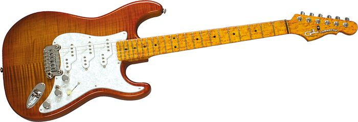 G&L Comanche guitar