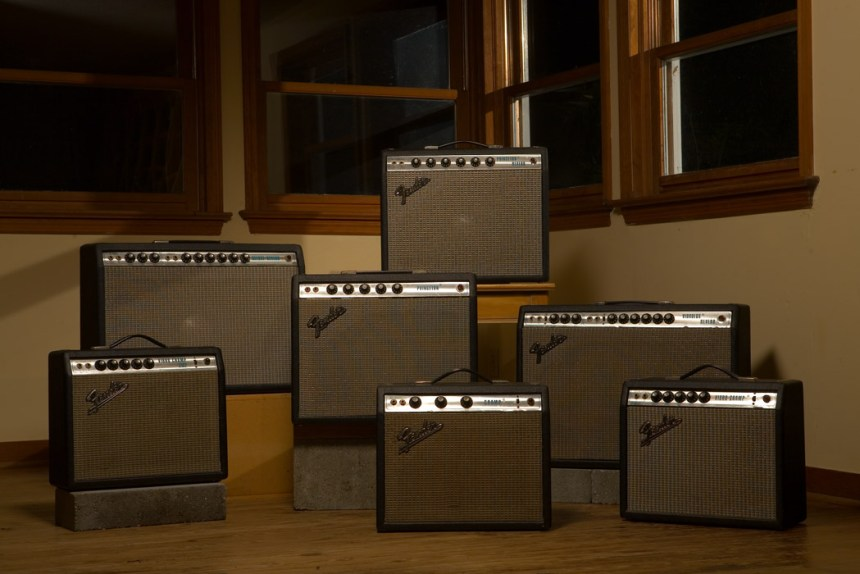 Fender Silverface Amps