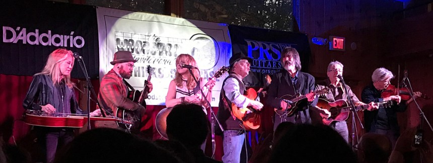 Cindy Cashdollar, Shine, Teresa Williams John Sebastian, Larry Campbell, Happy Traum