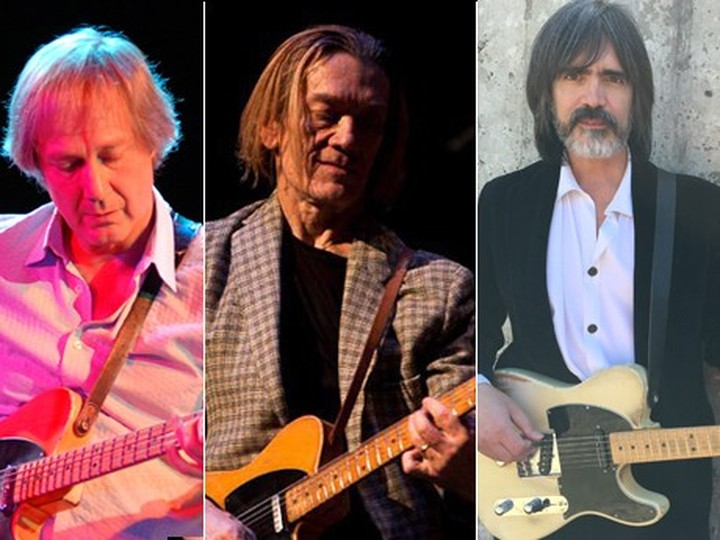 Masters of the Telecaster feat. Jim Weider, G.E. Smith, Larry Campbell