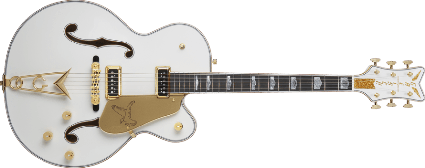 1955 Reissue Gretsch White Falcon