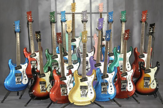 Mosrite Guitars