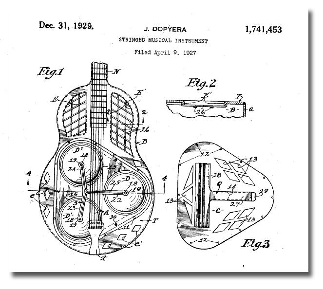 Tricone Patent
