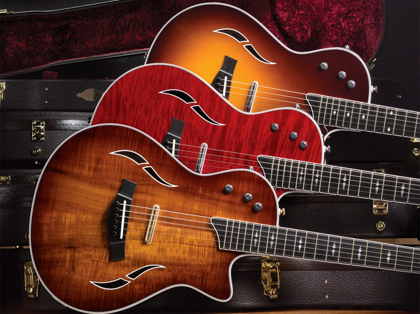 Taylor T5z guitars