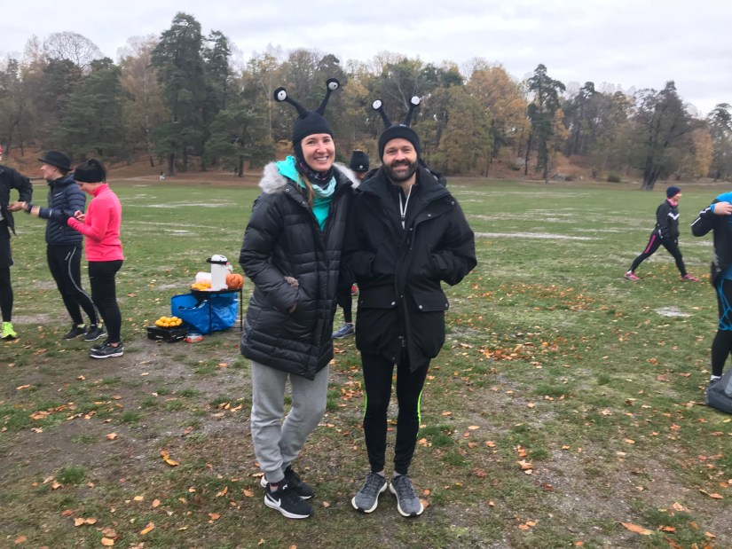 autumn road trip haga parkrun