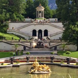 Schloss Linderof 1