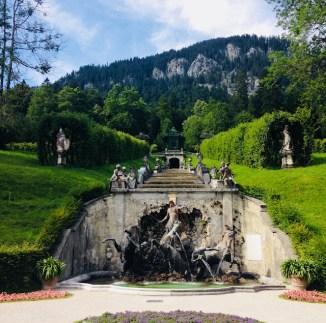 Schloss Linderof 2