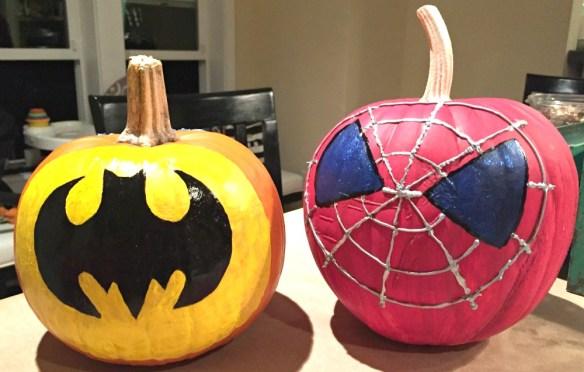 SuperHeroPumpkins