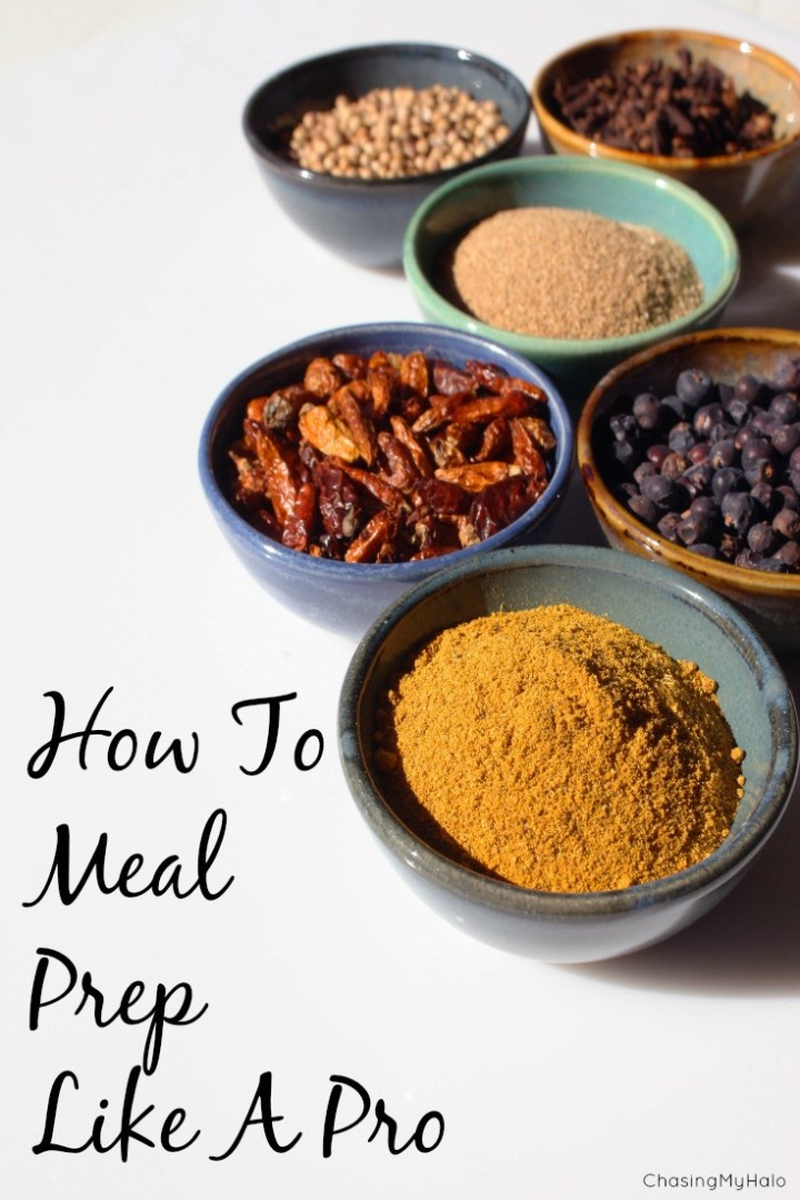 Preppers: How to Meal Prep Like A Pro