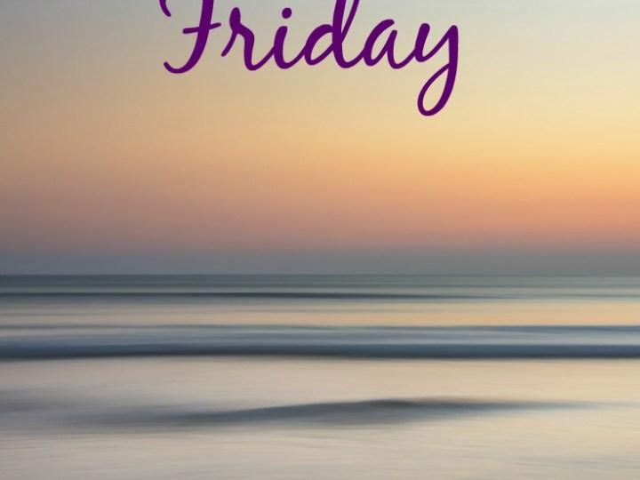 Favoring Friday