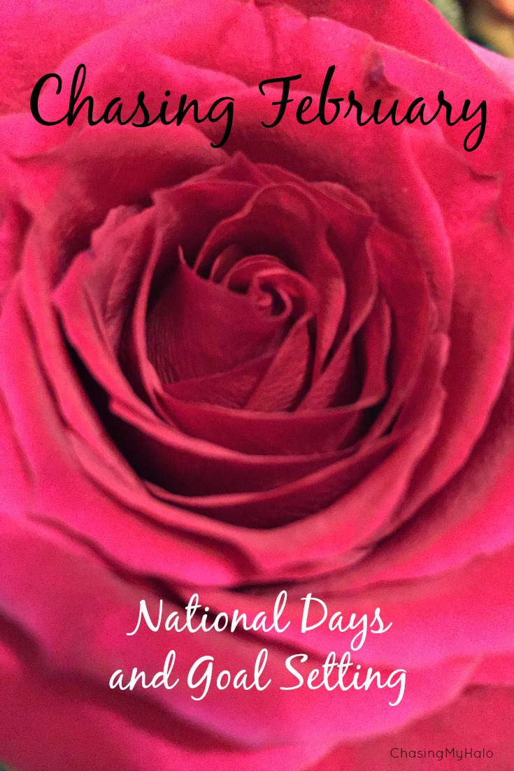 February National Days and Goal Setting