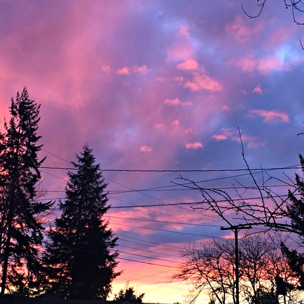 Weekending Sunset