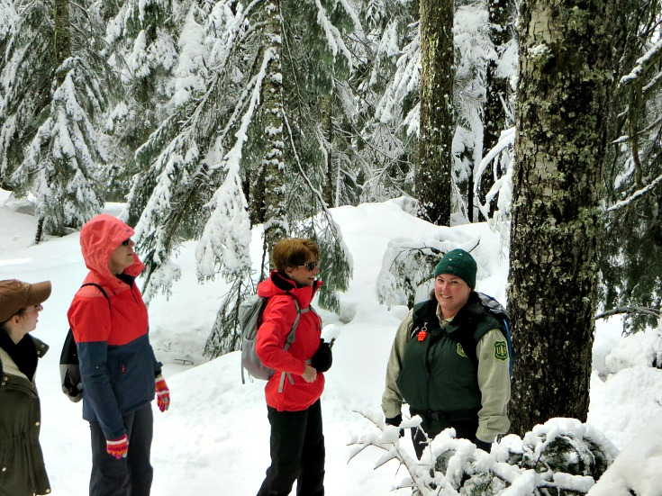 What to Expect Your First Time Snowshoeing