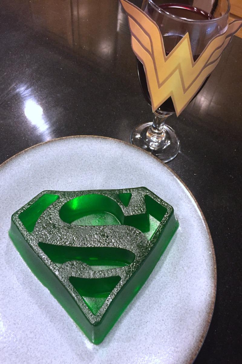 Batman Vs Superman Themed Dinner Date