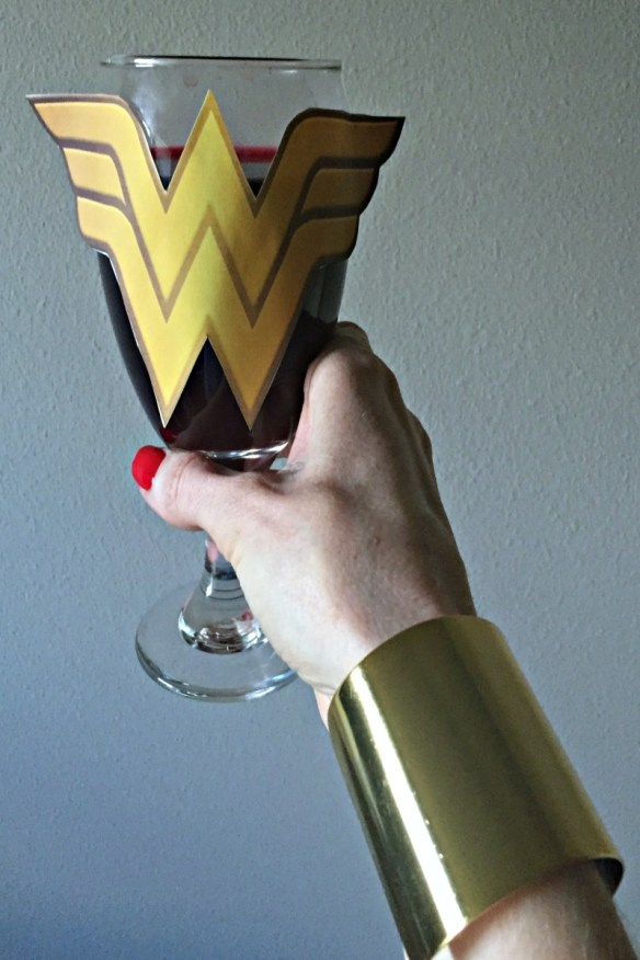 Batman Vs. Superman Themed Dinner and a Movie Date Night