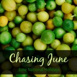 Chasing June and National Days