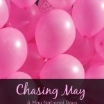 Chasing May & May National Days