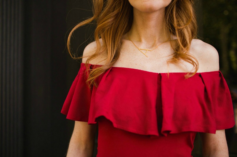 A Splash of Red ( & How Anyone Can Wear It)