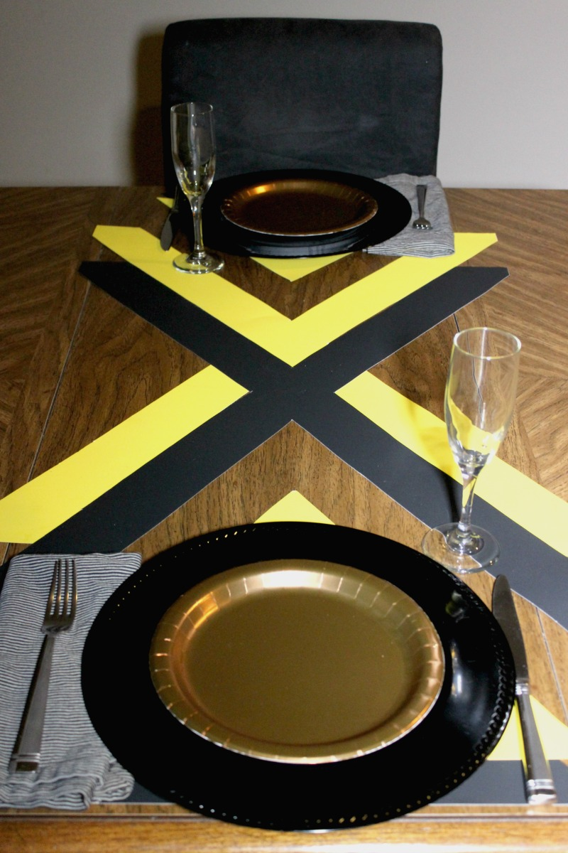 X-Men Themed Dinner and a Movie Date Night