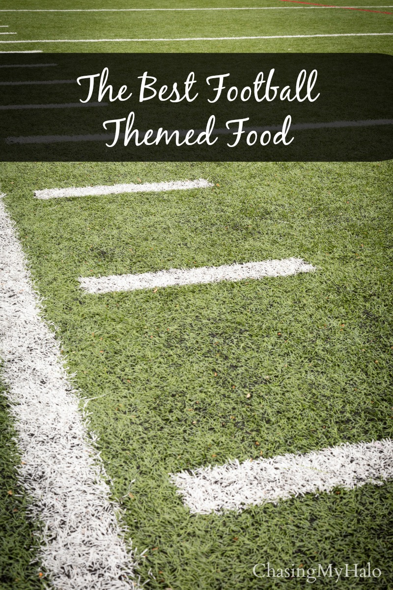 The Best Football Themed Food