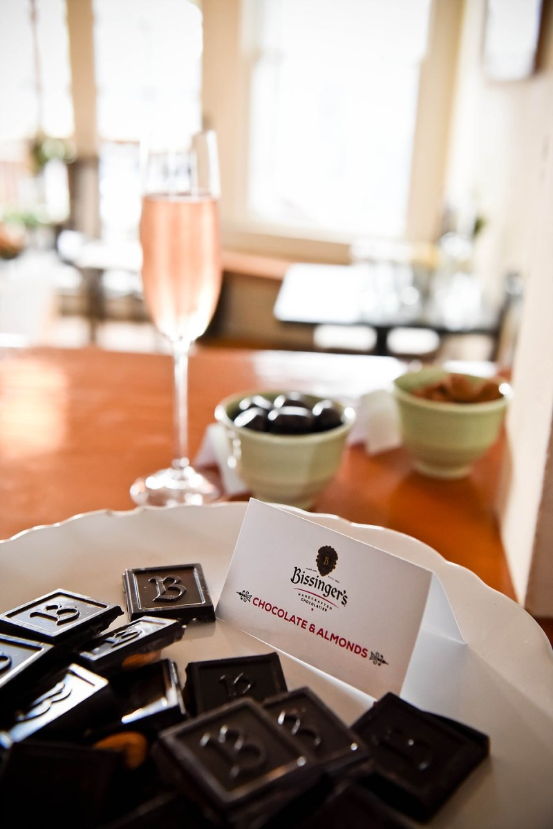 Say it With Chocolate - A Day of Friendship & Luxury