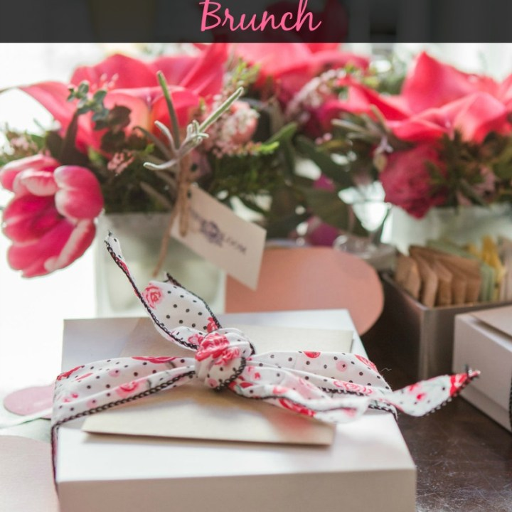 The Perfect Galentine's Day Brunch