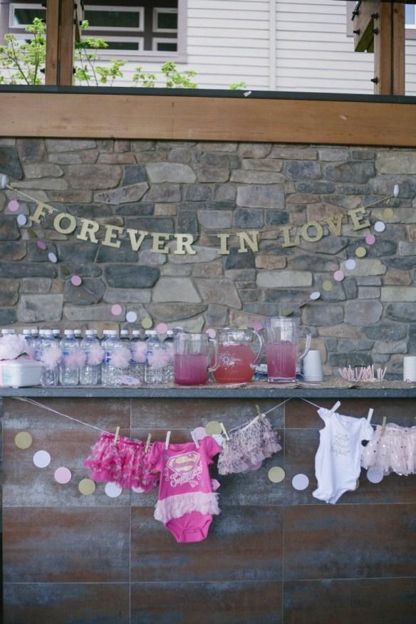 A Heaven Sent Baby Shower