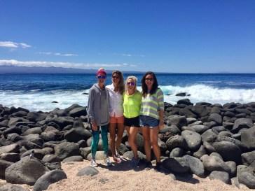 North Seymour Island, Galapagos (keep your eyes off the boobies, folks!)