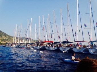 Croatia Yacht Week Flags