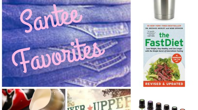 May Favorites: All my favorites right now!