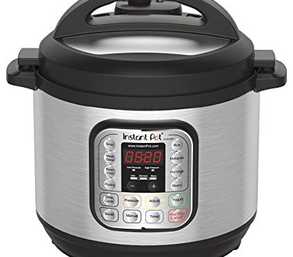 Deal Alert: Instant Pot 7-in-1 $69.99 Today Only!
