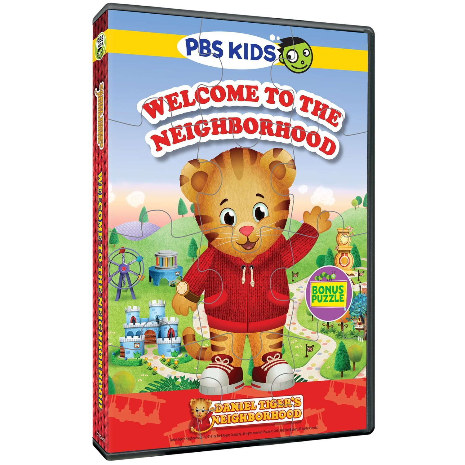 New To Dvd From Pbs Kids Daniel Tiger S Neighborhood And