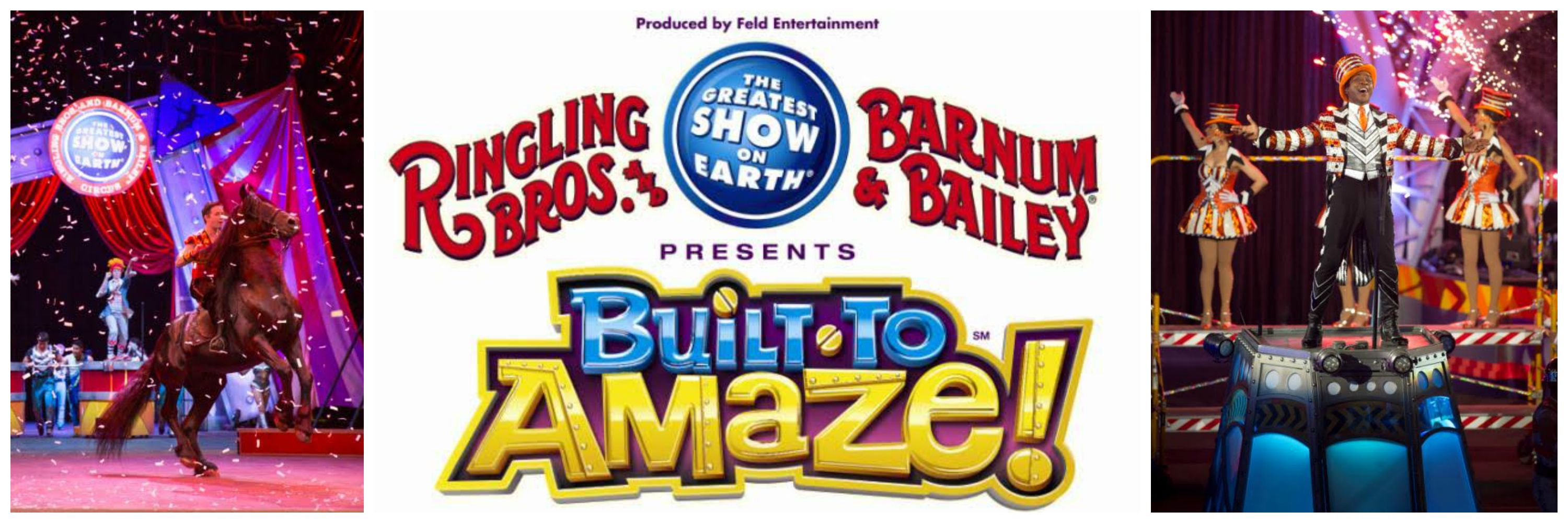 Ringling Bros And Barnum Amp Bailey Presents Built To