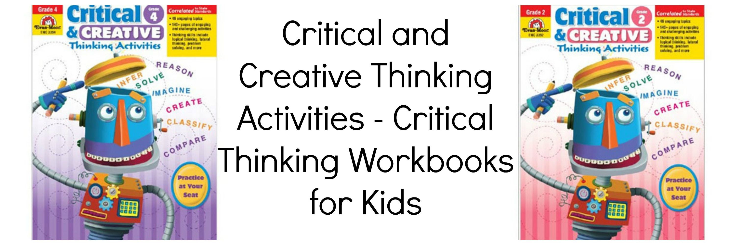 Critical And Creative Thinking Activities Critical