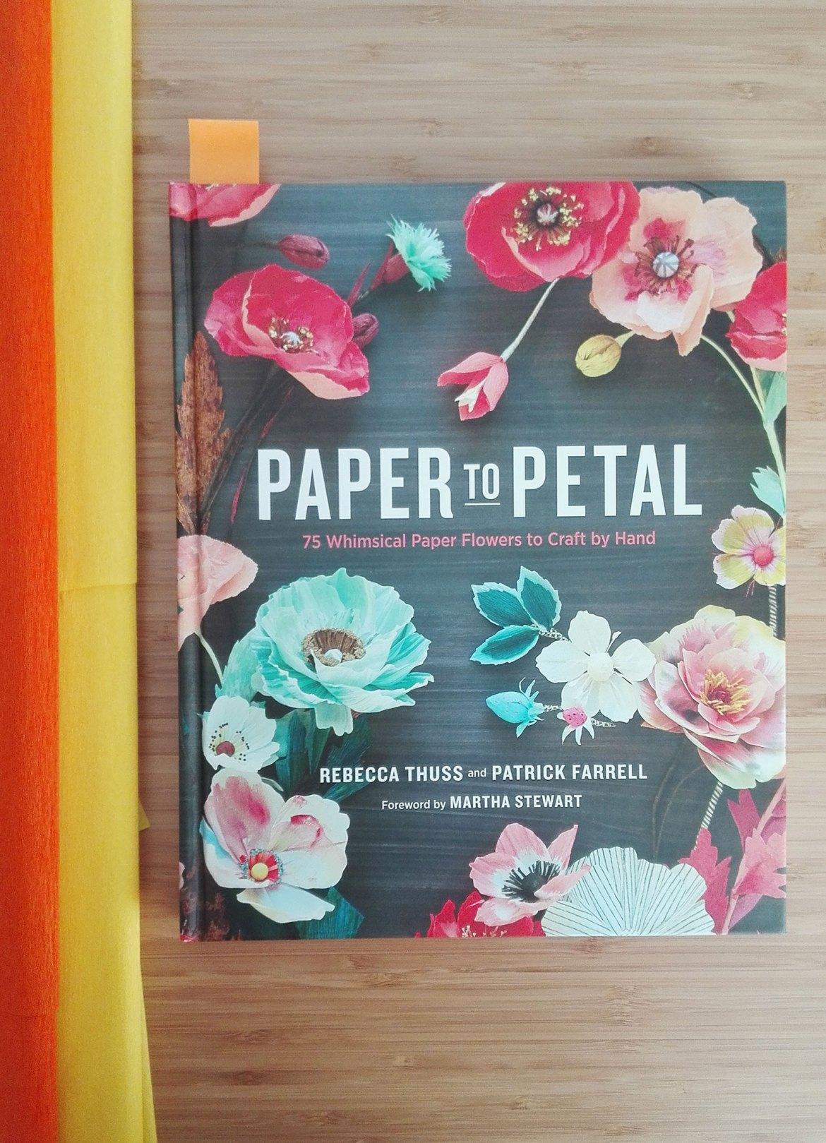 paper to petal book