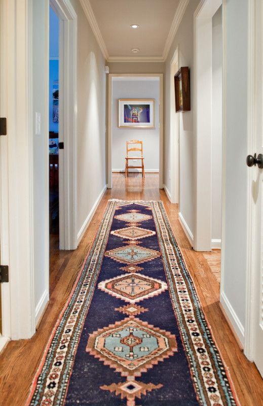 tappeto passatoia in corridoio