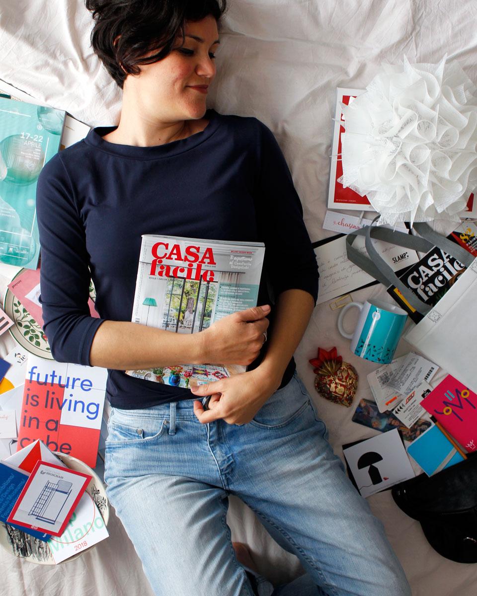 blogger casa facile style