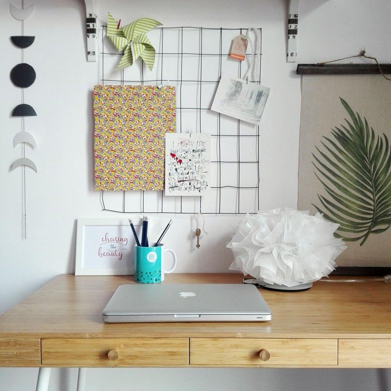decluttering angolo scrivania