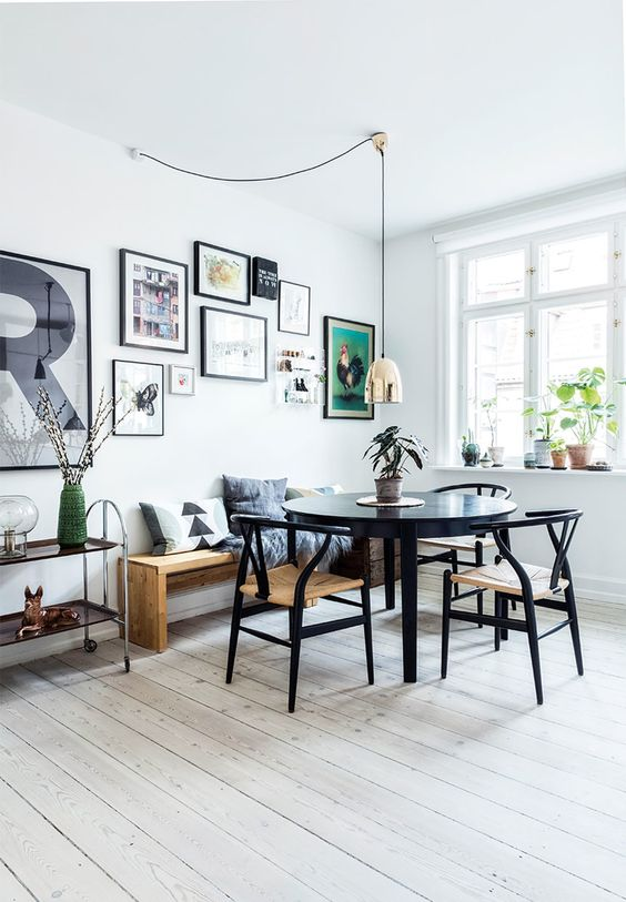 tavolo nero