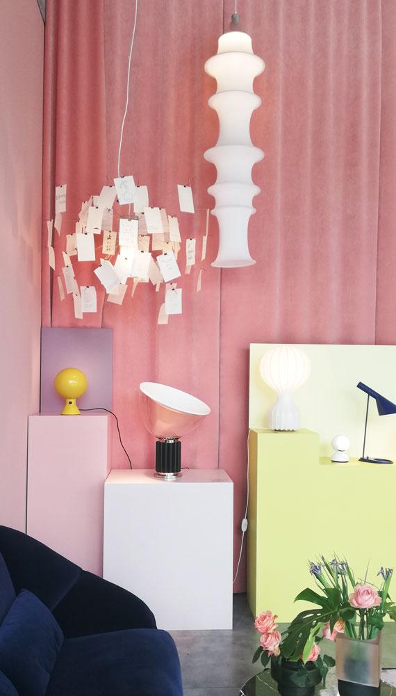Lampade icone design CasaFacile DesignLab 2019