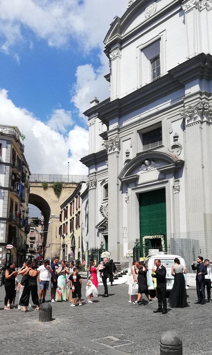 Basilica Santa Maria della Sanità Napoli
