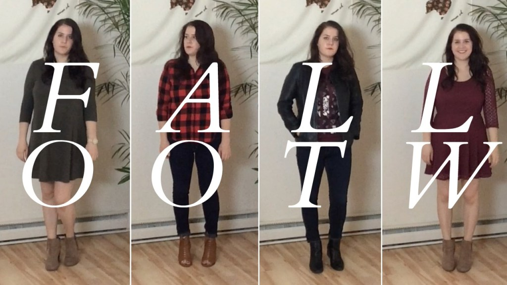 A Week of Outfits From My Fall Capsule Wardrobe