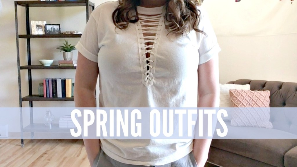 A Week of Outfits from My Spring Capsule Wardrobe