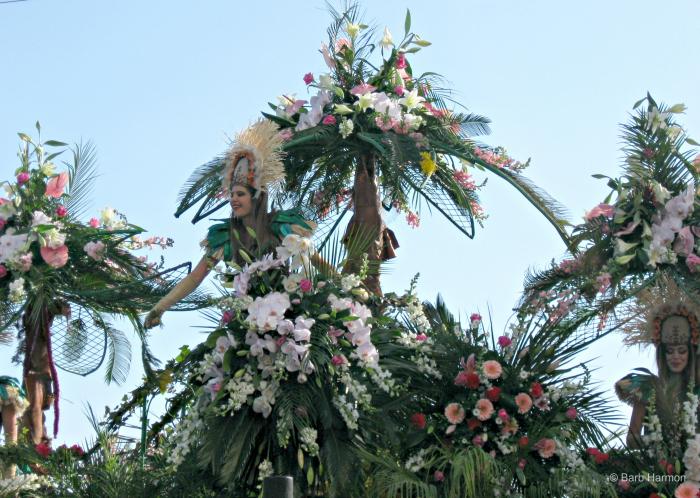 Flower parade Nice Parade