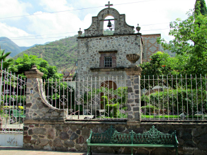 The Chapel in Ajijic, Mexico