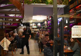 Café Riche Montpellier France