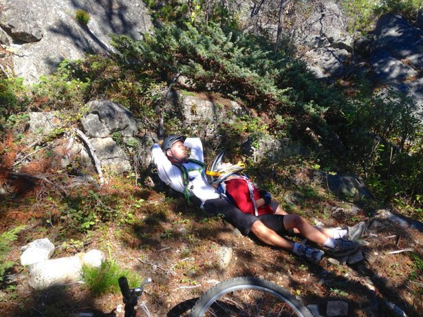 tim hunter resting on epic