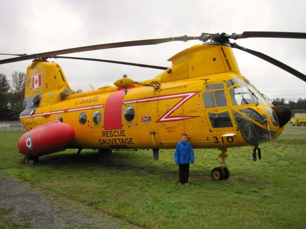 hunter SAR helicopter