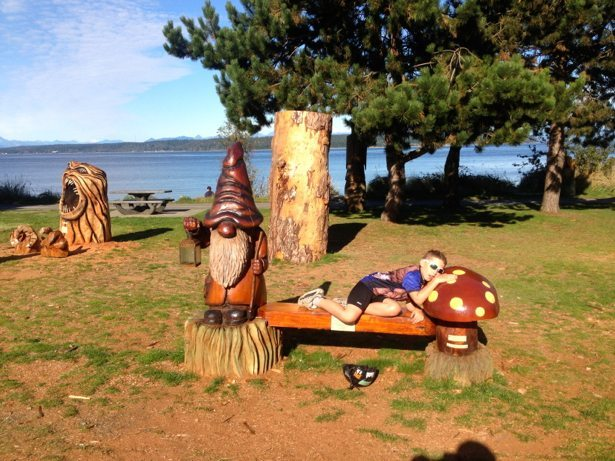 hunter campbell river nome bench 2